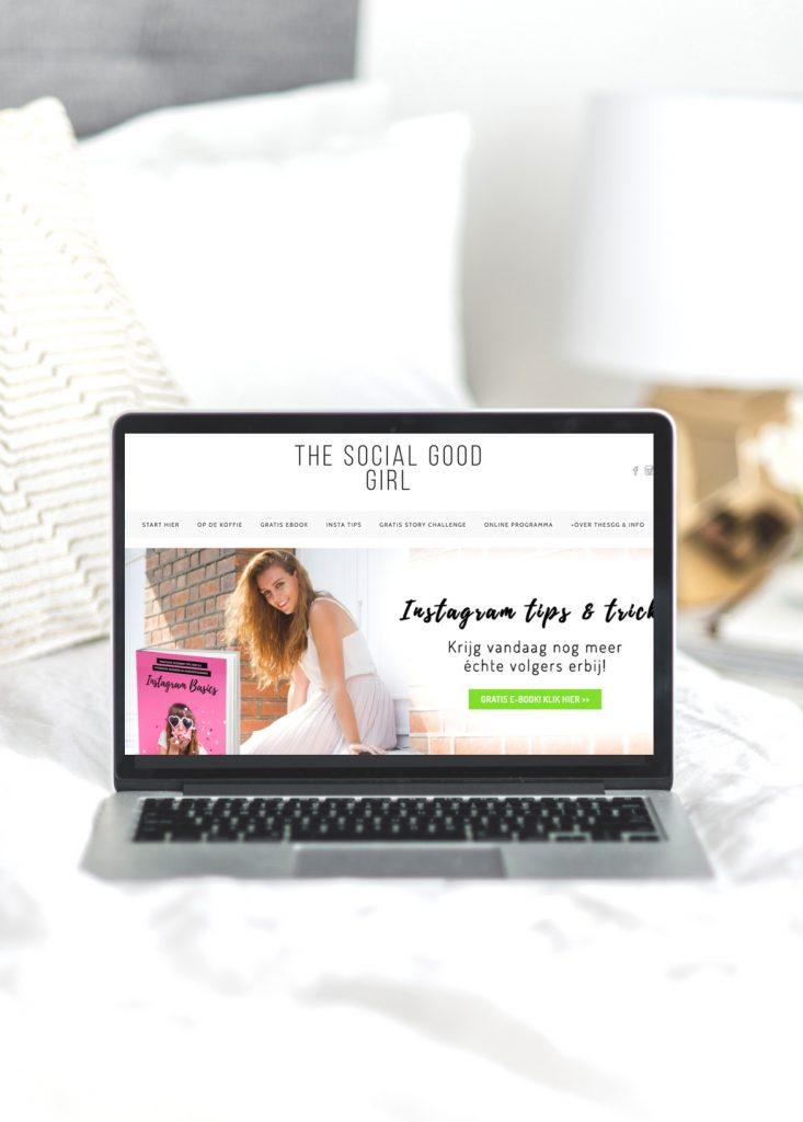 instagram tips the social good girl