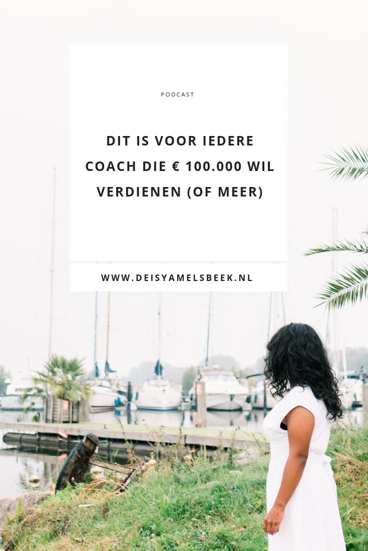 coach.omzet .klanten - Dit is voor iedere coach die € 100.000 wil verdienen (of meer)