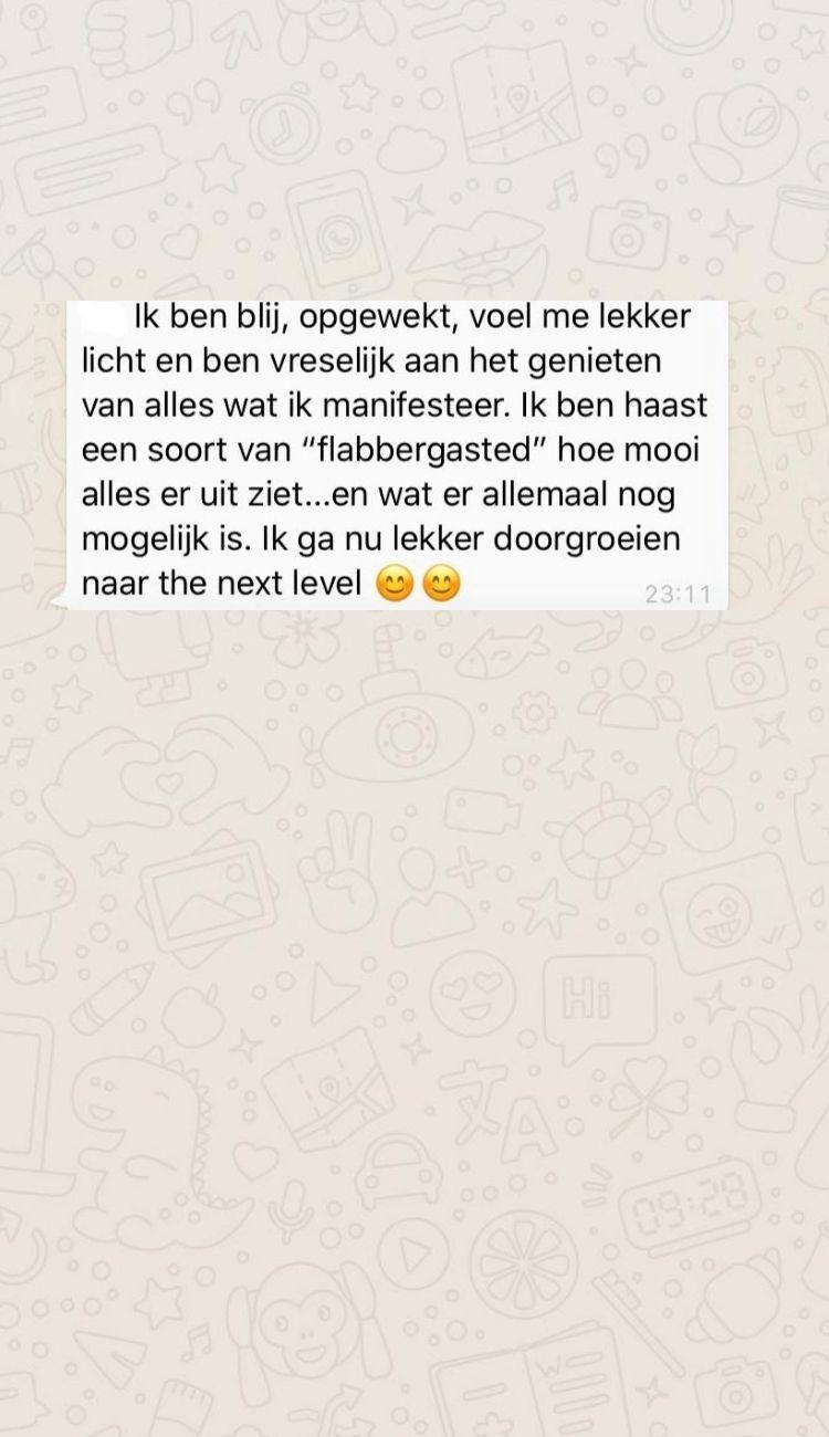 whatsapp 10 - Werk met mij